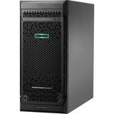 HPE ProLiant ML110 G10 4.5U Tower Server - 1 x Intel Xeon Bronze 3106 Octa-core (8 Core) 1.70 GHz - 16 GB Installed DDR4 SDRAM - Serial ATA/600 Controller - 1 x 550 W