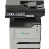Lexmark MX520 MX521ade Laser Multifunction Printer - Monochrome - Plain Paper Print - Desktop