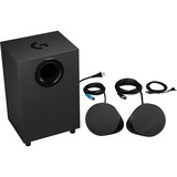 Logitech LIGHTSYNC G560 2.1 Speaker System - 240 W RMS - Wireless Speaker(s) - Black