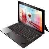 "Lenovo ThinkPad X1 Tablet 3rd Gen 20KJ0019US 13"" Touchscreen LCD 2 in 1 Notebook - Intel Core i5 (8th Gen) i5-8350U Quad-core (4 Core) 1.70 GHz - 8 GB DDR4 SDRAM - 256 GB SSD - Windows 10 Pro 64-bit (English) - 3000 x 2000 - In-plane Switching (IPS) Technology - Black"