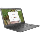 "HP Chromebook 14 G5 14"" Touchscreen LCD Chromebook - Intel Celeron N3350 Dual-core (2 Core) 1.10 GHz - 4 GB LPDDR4 - 16 GB Flash Memory - Chrome OS - 1366 x 768 - BrightView"