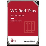 "WD Red Plus WD80EFAX 8 TB Hard Drive - 3.5"" Internal - SATA (SATA/600)"