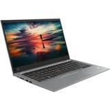"Lenovo ThinkPad X1 Carbon 6th Gen 20KH0076US 14"" Touchscreen LCD Ultrabook - Intel Core i7 (8th Gen) i7-8650U Quad-core (4 Core) 1.90 GHz - 8 GB LPDDR3 - 256 GB SSD - Windows 10 Pro 64-bit (English) - 1920 x 1080 - In-plane Switching (IPS) Technology - Silver"