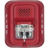 Bosch SS-P2RL Wall Horn/Strobe, 2-Wire, Red