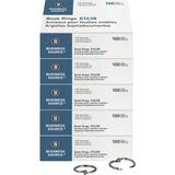 BSN01438BD - Business Source Standard Book Rings
