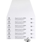 BSN58506BD - Business Source Magnetic Grip Clips Pac...