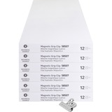 BSN58507BD - Business Source Magnetic Grip Clips Pac...