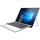 """HP Elite x2 1013 G3 13"""" Touchscreen LCD 2 in 1 Notebook - Intel Core i5 (8th Gen) i5-8250U Quad-core (4 Core) 1.60 GHz - 8 GB LPDDR3 - 256 GB SSD - Windows 10 Pro 64-bit (English/French) - 3000 x 2000 - In-plane Switching (IPS) Technology, BrightView - Hybrid - Silver"""