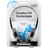 Panasonic RP-HT21 Lightweight Headphone - Wired - 16 Ohm - 16 Hz 22 kHz - 4.50 ft Cable PANRPHT21