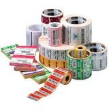 Zebra Label Paper 2 x 1.25in Direct Thermal Zebra Z-Perform 1000D 0.75 in core