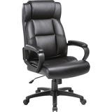 LLR41844 - Lorell Soho High-back Leather Executive Chair