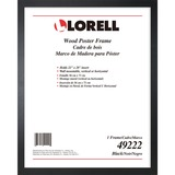 LLR49222 - Lorell Solid Wood Poster Frame