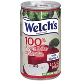 WEL28300 - Welch's 100% Apple Juice Cans