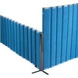 CFIAB8612 - Angeles Room Divider Magnetic Corner Post