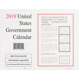 UCR5453768 - Unicor Monthly Wall Calendar