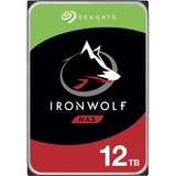 "Seagate IronWolf ST12000VN0008 12 TB Hard Drive - 3.5"" Internal - SATA (SATA/600)"