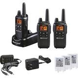MROLXT633VP3 - Midland LXT633VP3 Two-Way Radio Three Pack