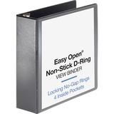 BSN26962 - Business Source Locking D-Ring View Binder