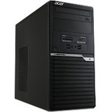 Acer Veriton M4660G Desktop Computer - Intel Core i7 8th Gen i7-8700 Hexa-core (6 Core) 3.20 GHz - 8 GB RAM DDR4 SDRAM - 256 GB SSD