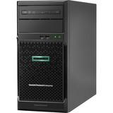 HPE ProLiant ML30 G10 4U Tower Server - 1 x Xeon E-2124 - 8 GB RAM HDD SSD - Serial ATA/600 Controller
