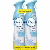 PGC97799 - Febreze Linen/Sky Air Spray Pack