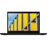 "Lenovo ThinkPad T490 20N20023US 14"" Notebook - 1920 x 1080 - Intel Core i5 (8th Gen) i5-8265U Quad-core (4 Core) 1.60 GHz - 16 GB RAM - 256 GB SSD - Glossy Black"