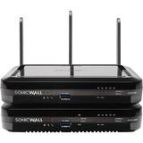 SonicWall SOHO 250 Network Security/Firewall Appliance