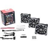 Enermax SquA RGB UCSQARGB12P-BP3 Cooling Fan - 3 Pack