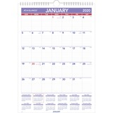 AAGPM22820 - At-A-Glance Monthly Wall Calendar