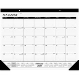 AAGSK240020 - At-A-Glance Classic Monthly Desk Pad