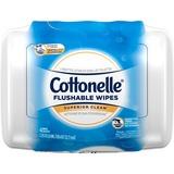 KCC36734CT - Cottonelle Flushable Wet Wipes