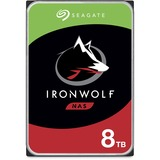 "Seagate IronWolf ST8000VN004 8 TB Hard Drive - 3.5"" Internal - SATA (SATA/600)"