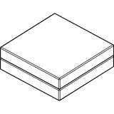 AROCU301WH08 - Arold Cube 300 Ottoman