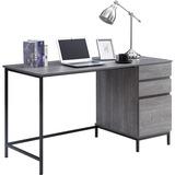LLR97616 - Lorell SOHO 3-Drawer Desk