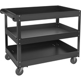 LLR00027 - Lorell 3-shelf Utility Cart