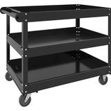 LLR00028 - Lorell 3-shelf Utility Cart