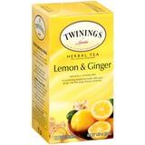 TWG09180 - Twinings Lemon & Ginger Herbal Tea K-Cup