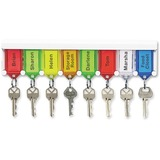ICX94190032 - ICONEX Lightweight Key Tag Wall Rack Set