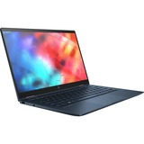 "HP Elite Dragonfly 13.3"" Touchscreen 2 in 1 Notebook - Intel Core i5 (8th Gen) i5-8365U Quad-core (4 Core) 1.60 GHz - 16 GB RAM - 256 GB SSD - Blue"