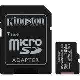 Kingston Canvas Select Plus 128 GB Class 10/UHS-I (U1) microSDXC