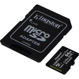 Kingston Canvas Select Plus 64 GB Class 10/UHS-I (U1) microSDXC