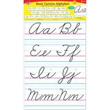 TEP1859 - Trend Basic Alphabet Bulletin Board Set