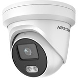 Hikvision ColorVu DS-2CD2347G1-L 4 Megapixel Network Camera - Turret