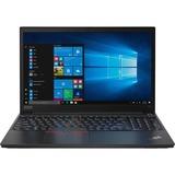 "Lenovo ThinkPad E15 20RD005HUS 15.6"" Notebook - 1920 x 1080 - Intel Core i5 (10th Gen) i5-10210U Quad-core (4 Core) 1.60 GHz - 8 GB RAM - 256 GB SSD - Black"