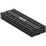 Tripp Lite U457-1M2-NVMEG2 Drive Enclosure - USB 3.1 (Gen 2) Type C Host Interface - UASP Support External - Black