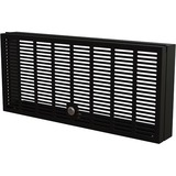 """StarTech.com 5U 19"""" Rack Mount Security Cover - Hinged Locking Panel/ Cage/ Door for Server Rack/Network Cabinet Security & Access Control"""