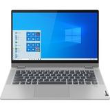 """Lenovo IdeaPad Flex 5-14ARE-05 81X2000WUS 14"""" Touchscreen 2 in 1 Notebook - Full HD - 1920 x 1080 - AMD Ryzen 5 4500U Hexa-core (6 Core) 2.30 GHz - 8 GB RAM - 512 GB SSD - Graphite Gray"""