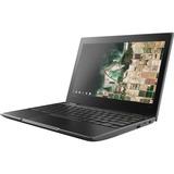 "Lenovo 100e Chromebook 2nd Gen 81MA000TUS 11.6"" Chromebook - HD - 1366 x 768 - Intel Celeron N4020 Dual-core (2 Core) 1.10 GHz - 4 GB RAM - 32 GB Flash Memory - Black"