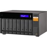 QNAP TL-D800S Drive Enclosure SATA/600 - Mini-SAS Host Interface Tower