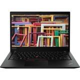 """Lenovo ThinkPad T14s Gen 1 20T00026US 14"""" Notebook - Full HD - 1920 x 1080 - Intel Core i7 (10th Gen) i7-10510U Quad-core (4 Core) 1.80 GHz - 16 GB RAM - 512 GB SSD - Black"""
